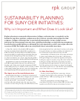 Download Sustainability Planning Overview